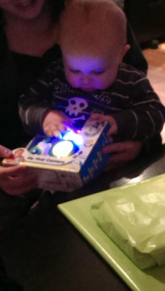 Elliot's First Birthday