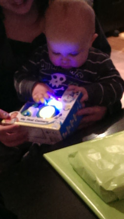 Elliot's First Birthday