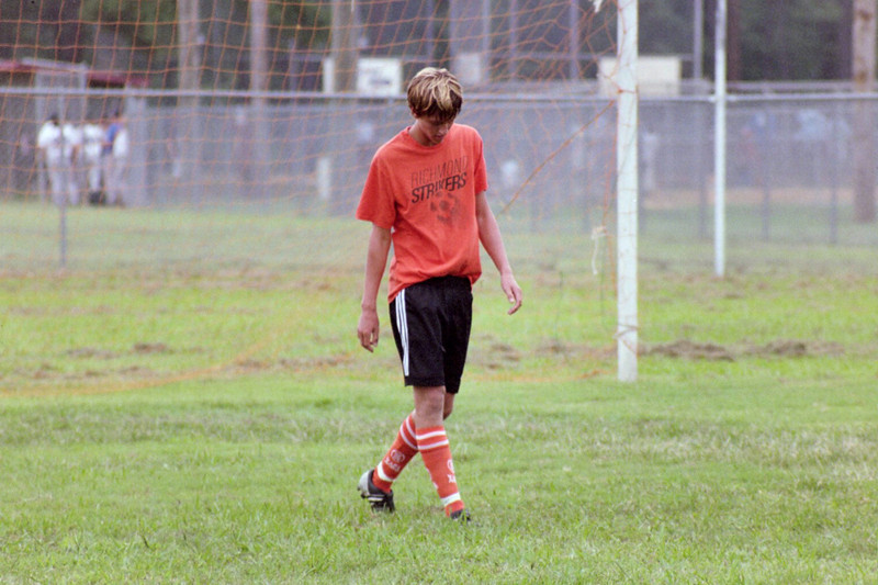 Elliott -- Soccer Tournament 2003