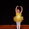 Here is our ballerina