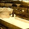 Ada Disley (Ellison) 4 3 1881 Fred Disley grave Rawtenstall Cemetry