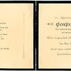 Benjamin Ellison 13 1 1853 In Memorium died 25 1 1913 aged 61