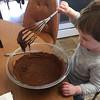 Eloise4 is making a cake!