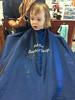 Haircut time for Eloise!