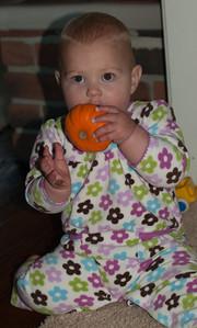 I wonder what it tastes like? Pumpkin pie?