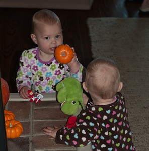 Little pumpkin.
