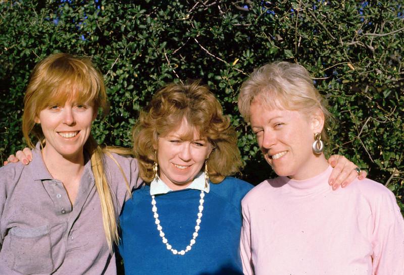 Hot Penny Sisters in El Cajon 1988