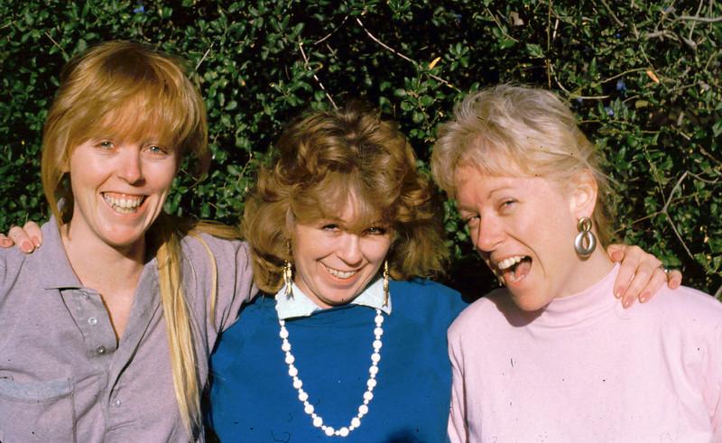 Hot Penny Sisters again in El Cajon 1988