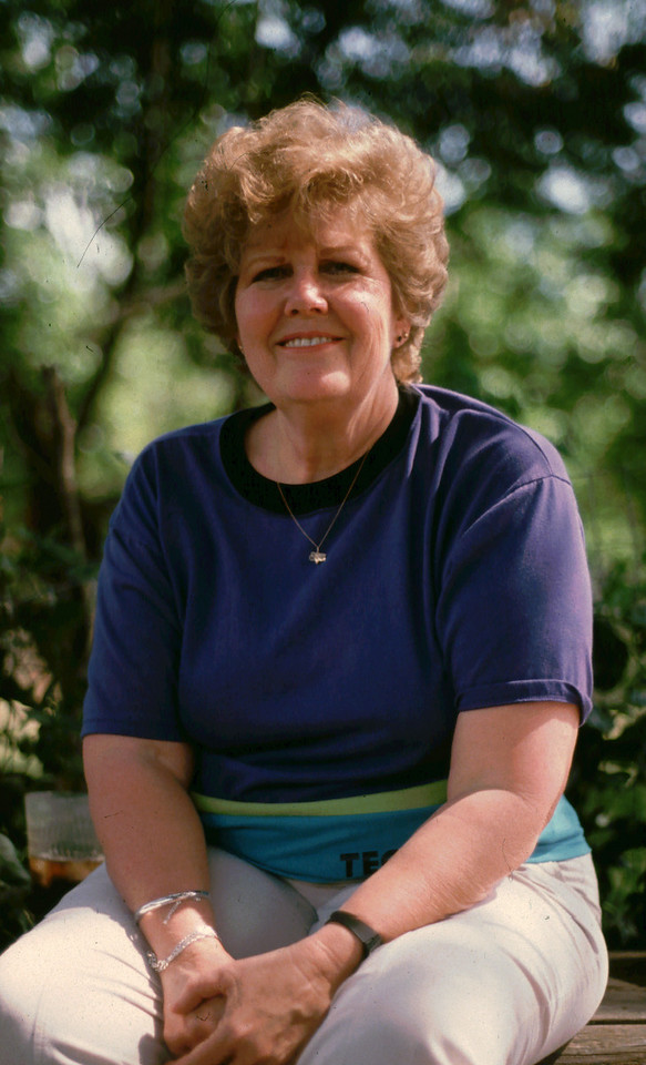 Shirley Marie Baker Munsie.