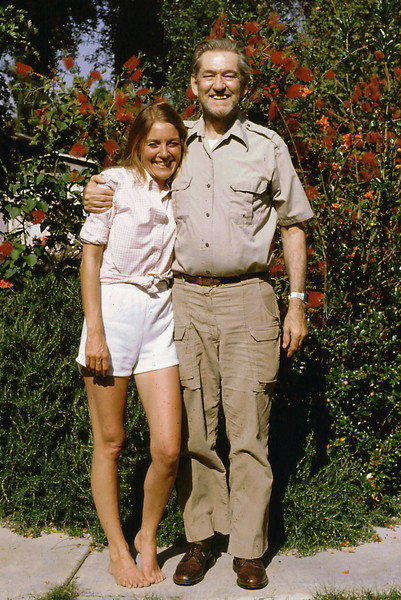 Carolyn and Elwood 1985