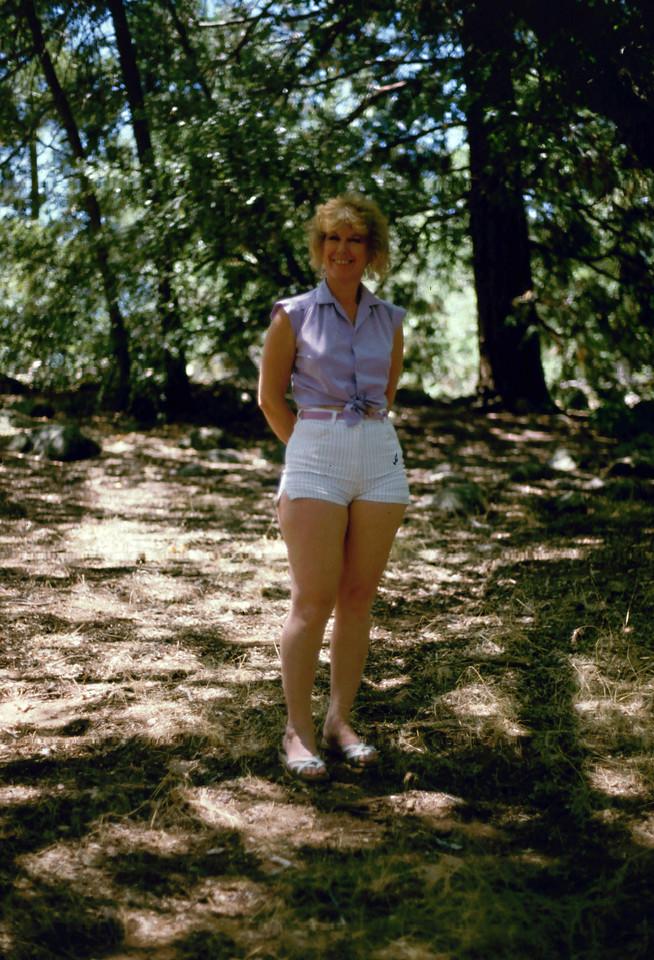 Marion 1985 Cuyamaca Mountains