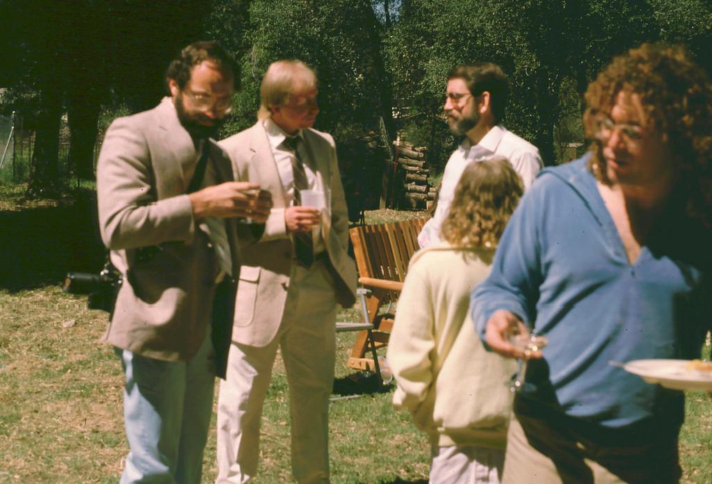 Lisa/Ron Wedding - Ron w/? and John Gilliland