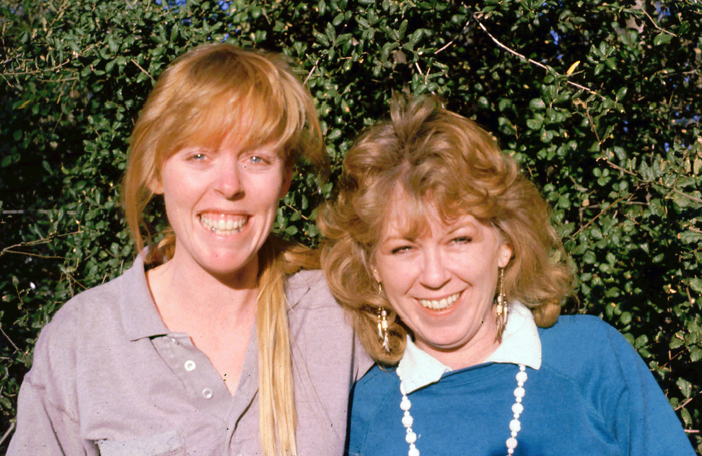 Lisa and Marion 1988