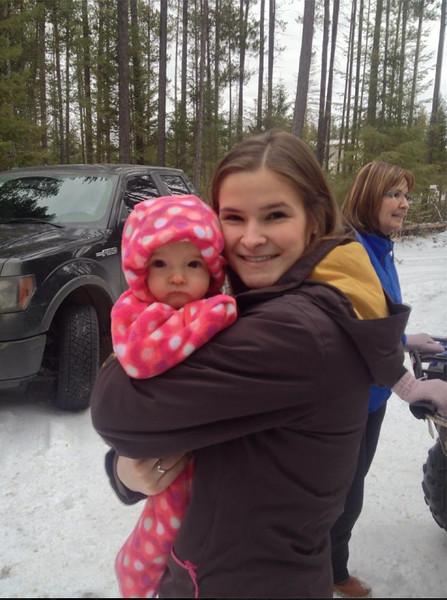 Winter fun at Rosen Lake