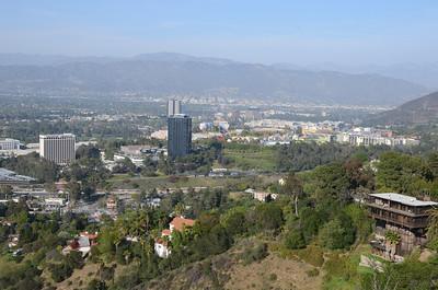Universal City In LA