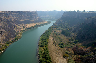 Snake River Canyon, Twin Falls, Id