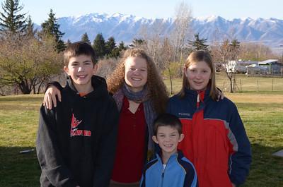 Matt, Emilie, Kendra, Josh
