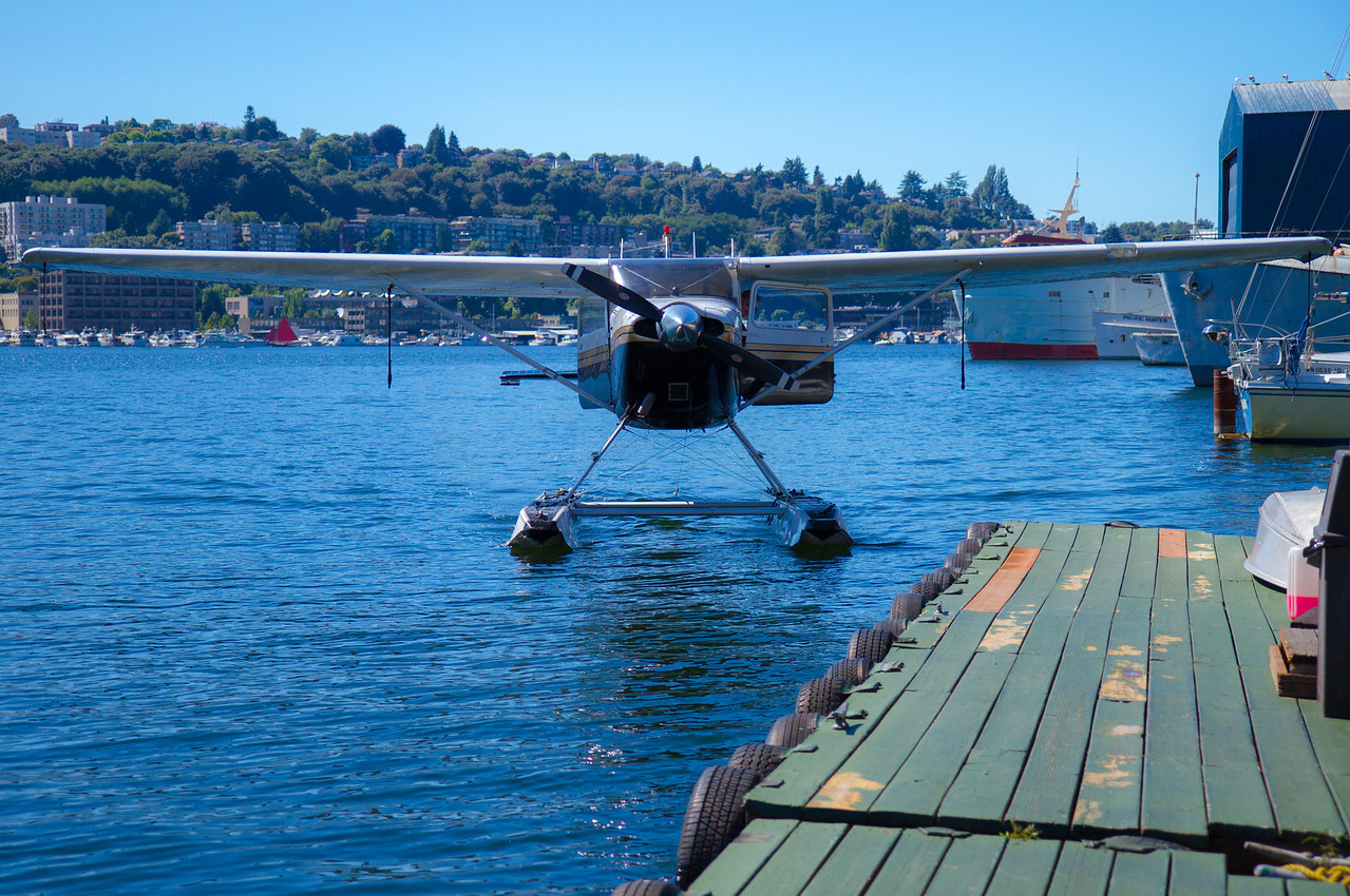 Seaplane!