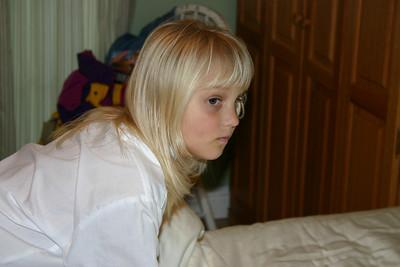 Emily Choir December 2004