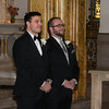 Jeff and best man Tim Gramling