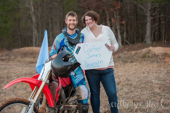 Emily and Will Gender Reveal