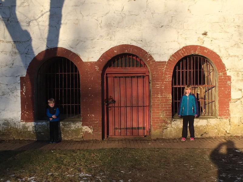 Fort Sewall, Marblehead