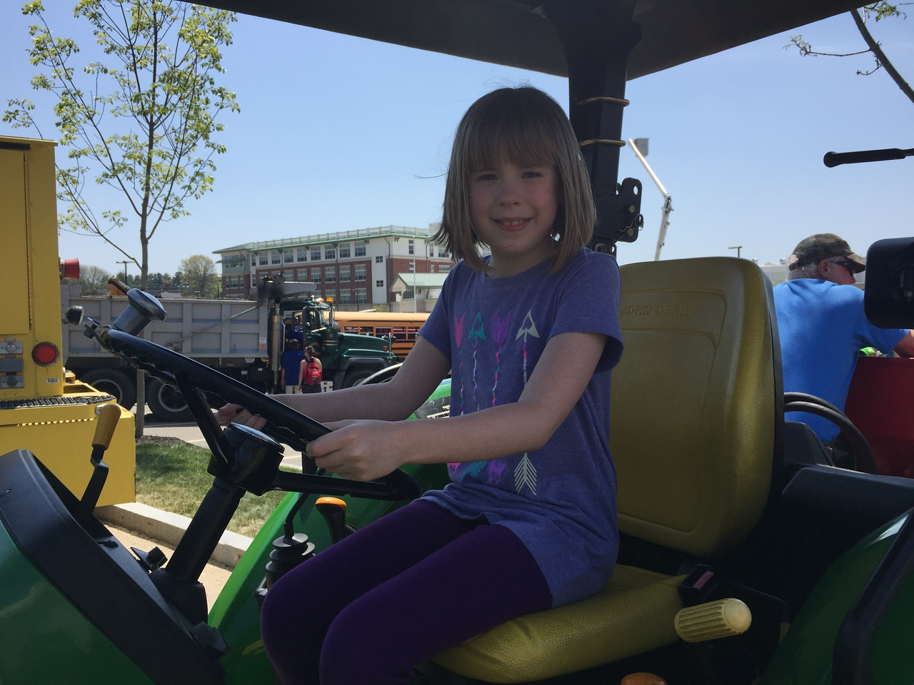 Touch-A-Truck Day