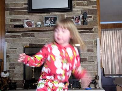 Emily sings the Bob The Builder theme song (January 24, 2010).