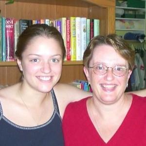 Emily (18 yrs) & Mom (44 yrs)