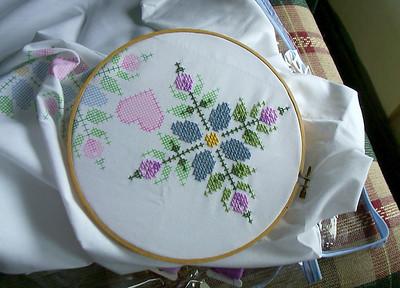 Emily's needlework