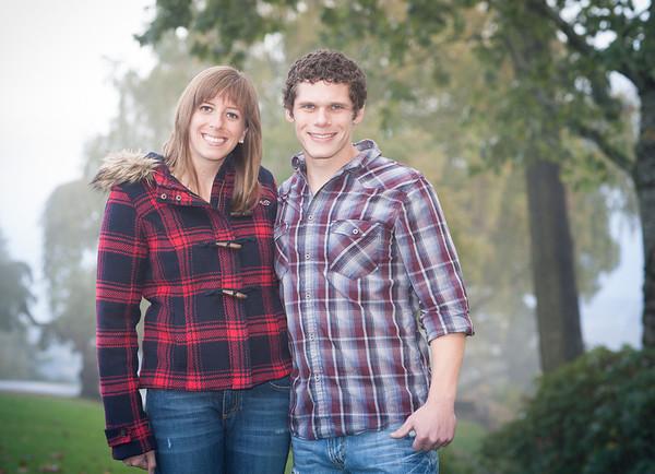 Emily & Robert