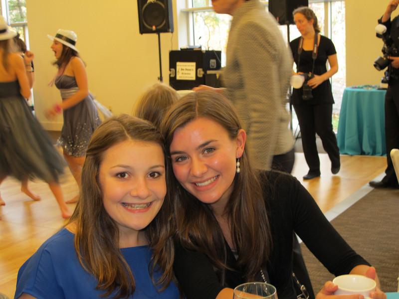 Emma & Elyssa
