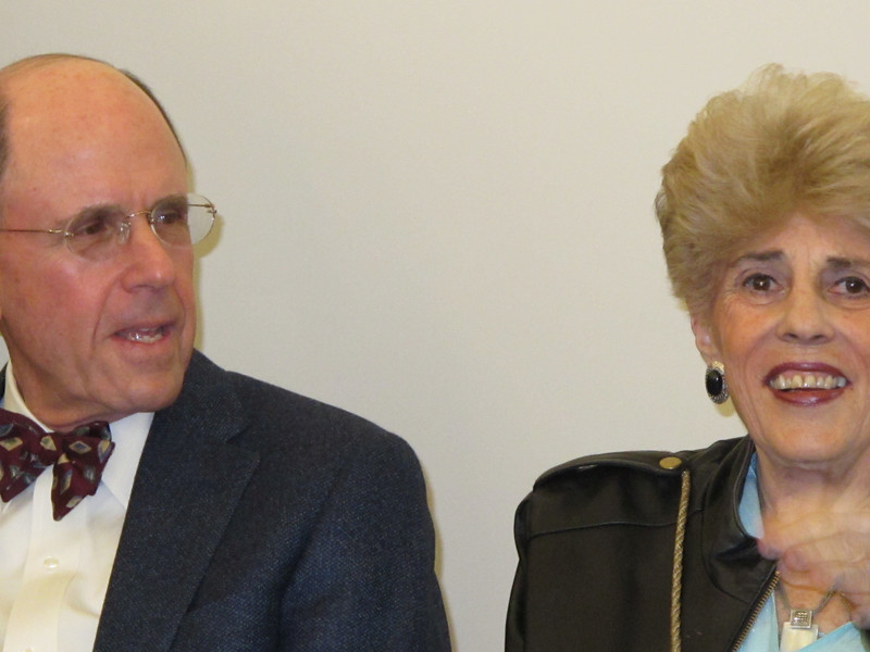 Jeff & Carole