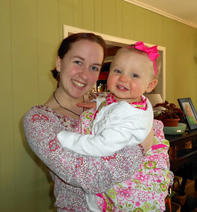 Ashley & Emily Maternal Aunt Photo by David