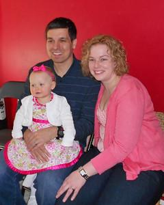 Emily, Ali & Heather Parents Photo by David