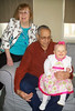 Janet, Sadiq & Emily<br /> Paternal Grandparents<br /> Photo by Beverly Simmons