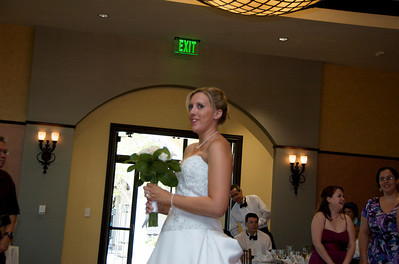 Emily's Wedding, June 2010