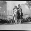 Emma and Ruby, Exposition Park, Los Angeles, 1927