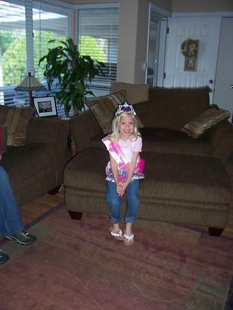 Emma's Birthday 2008