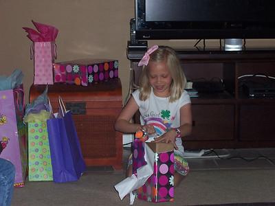 Emma's Birthday 2011