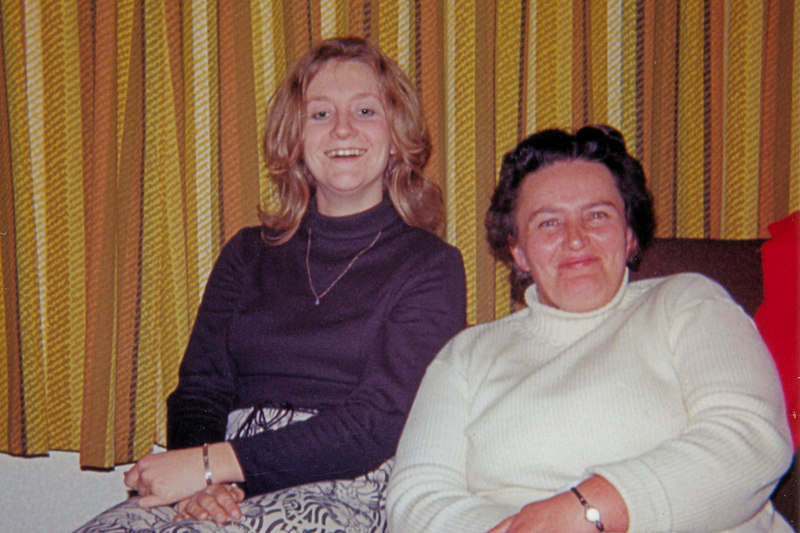 Joan and Emmi Wessel.