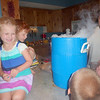 "The kids loved the ""steam"" bubbling out of the rootbeer."