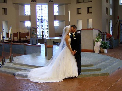 Eric:Heather Wed2005 03
