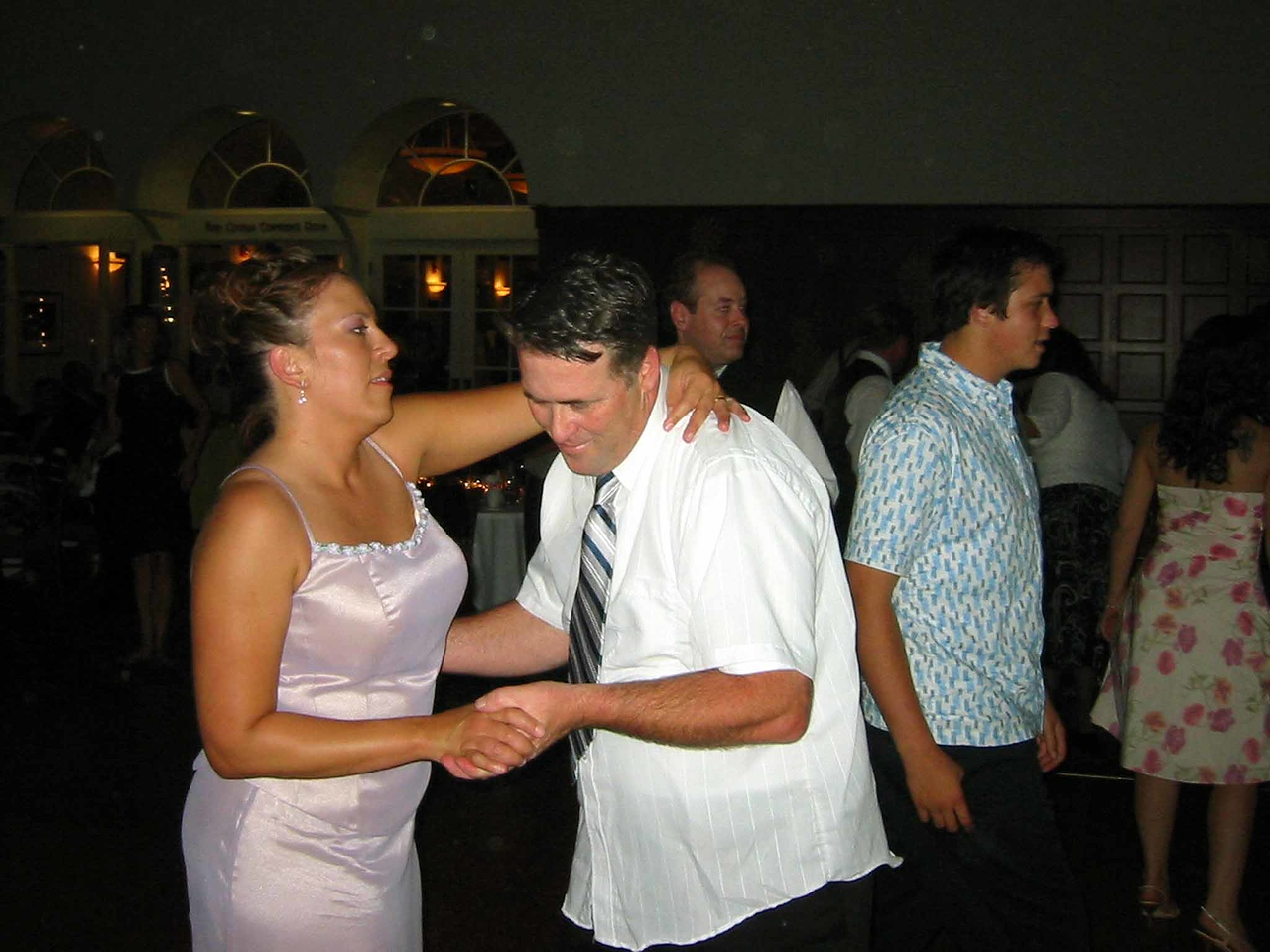 Eric:Heather Wed2005 77