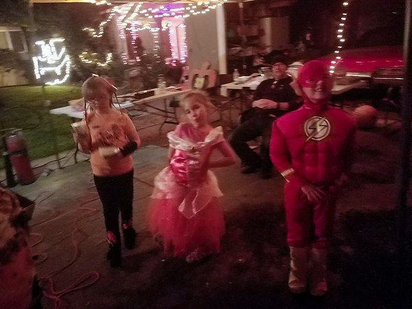 Can we go trick-or-treating yet?!? (Halloween at KPP-Suzie's Pic)