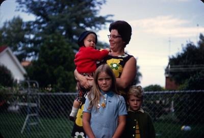 Alexa Visits August 1970