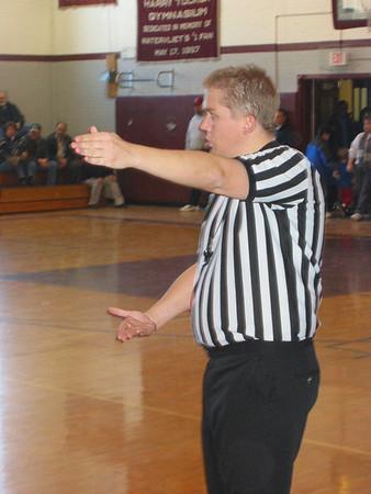 Court Referee Umpire