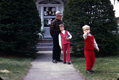 Easter 1974 In Schenectady