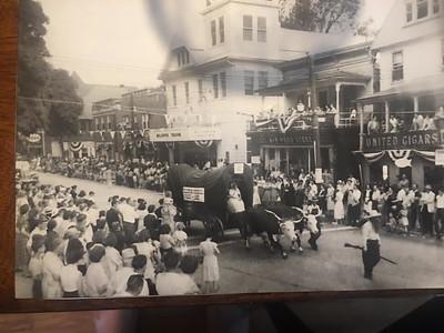 Millerton 1951 100th Anniversary