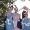 Stephanie Terni Erickson, Henrietta Terni, and Assunta Terni. September 3, 1960.